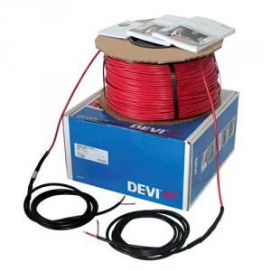 Одножильный нагревательный кабель DEVIbasic 20S
