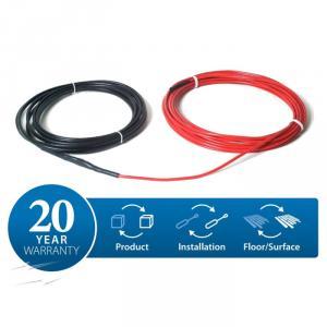 DEVIcomfort 10Т — тонкий двухжильный нагревательный кабель