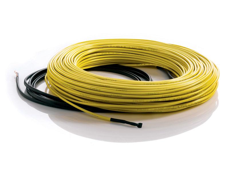 Veria Flexicable 20 используется в бетонных полах для полного отопления или для систем теплый пол.