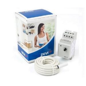 Электронный терморегулятор DEVIreg 330 предназначен для управления процессами в охладительных установках, системах стаивания.