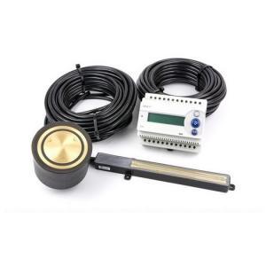 Терморегулятор DEVIreg 850 III для систем снеготаяния с датчиками температуры и влажности (для крыш и дорог).