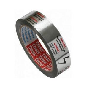 DEVI aluminium tape — алюминиевая липкая лента - для монтажа нагревательных кабелей на трубы или другие поверхности.