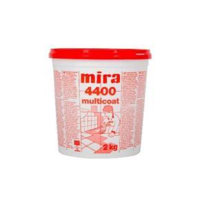 Эластичная гидроизоляция Mira 4400 multicoat для влажных помещений.