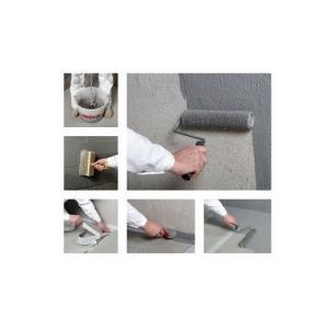 Цементная смесь для защиты бетона от влаги и воды Mira 4650 aqua stop flexibel.
