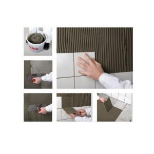 Высокоадгезивный клей для плитки Mira 3000 standardfix. Для укладки плитки на пол и стены.