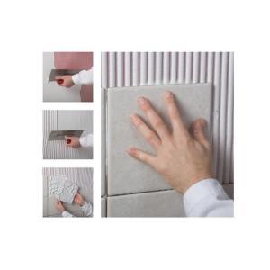 Mira 3110 unifix — усиленный полимерами белый клей на основе цемента для укладки плитки на пол и стены внутри и снаружи помещений.