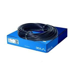 DEVIsnow 30T — нагревательный кабель двухжильный со сплошным экраном для крыш, желобов и водостоков.
