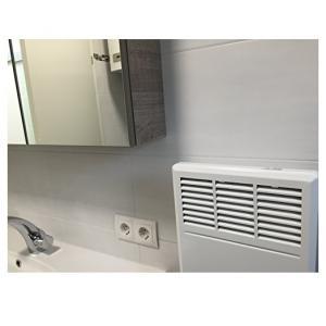 Электрический конвектор Basic с электронным терморегулятором.