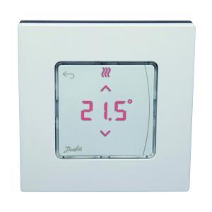 Danfoss icon display электронный терморегулятор для гидравлического теплого пола