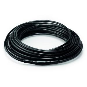 Двухжильный нагревательный кабель DTIK-30T с высокотемпературной изоляцией и выдерживает большие механические нагрузки.