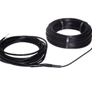 Двухжильный нагревательный кабель DTIK-30T предназначен для установки в асфальт, имеет высокотемпературную изоляцию.