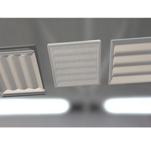 Светодиодный светильник Armstrong для встраиваемого и накладного монтажа на потолок, освещения офиса.