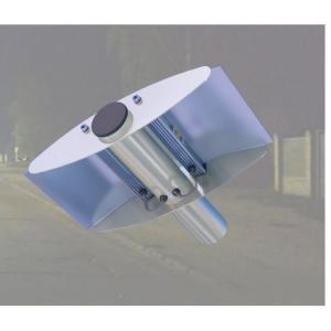 Светодиодные светильники BAT созданы для яркого освещения дорог, улиц, территорий и устанавливаются на столбах.