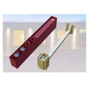 Светодиодный светильник FASADE для подсветки фасадов.