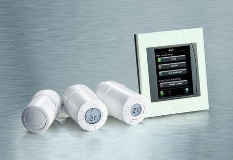 Dafoss Link / DEVIlink — обзор устройств и компонентов системы управления теплом