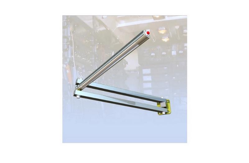 Kung компактный светильник для небольших объемов и кунгов