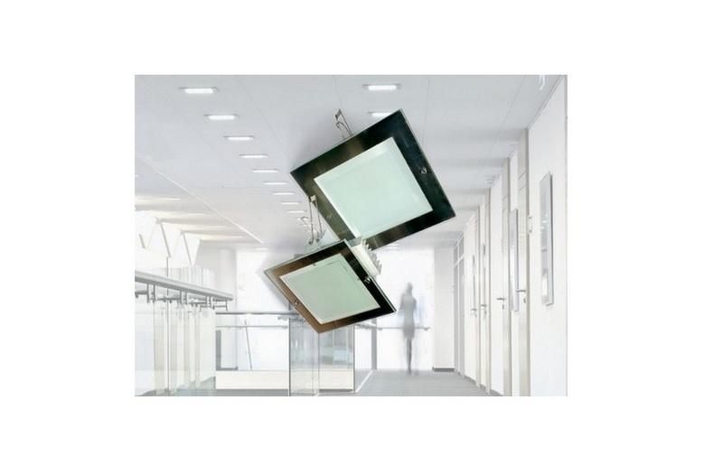 HATCH светодиодный светильник для потолочного монтажа
