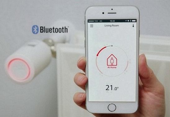 Danfoss Eco Bluetooth - лёгкий путь к экономному радиаторному отоплению