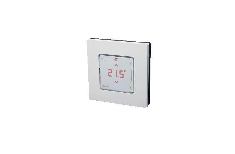 Danfoss icon беспроводный терморегулятор