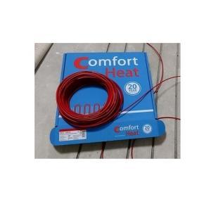 Тонкий двухжильный нагревательный кабель Comfort Heat СЕФМ-18