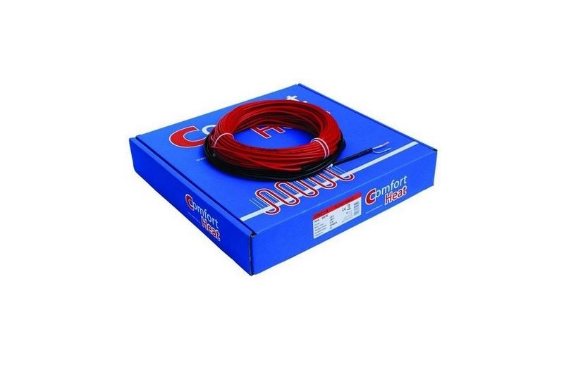 Тонкий двухжильный нагревательный кабель Comfort Heat CTAV-18