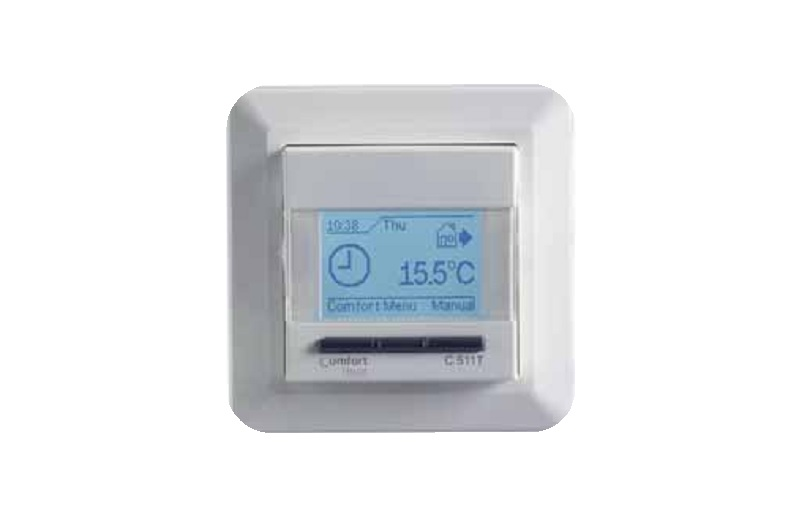 Терморегулятор с таймером Comfort Heat C-511T