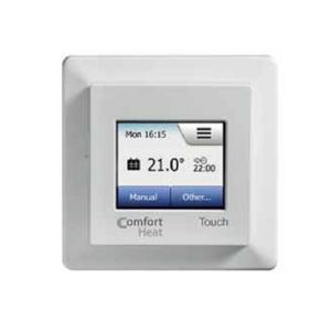 Программируемый терморегулятор Comfort Touch с сенсорным дисплеем