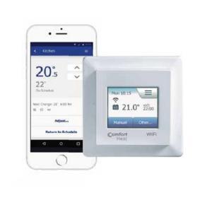 Программируемый терморегулятор Comfort с Wi-Fi