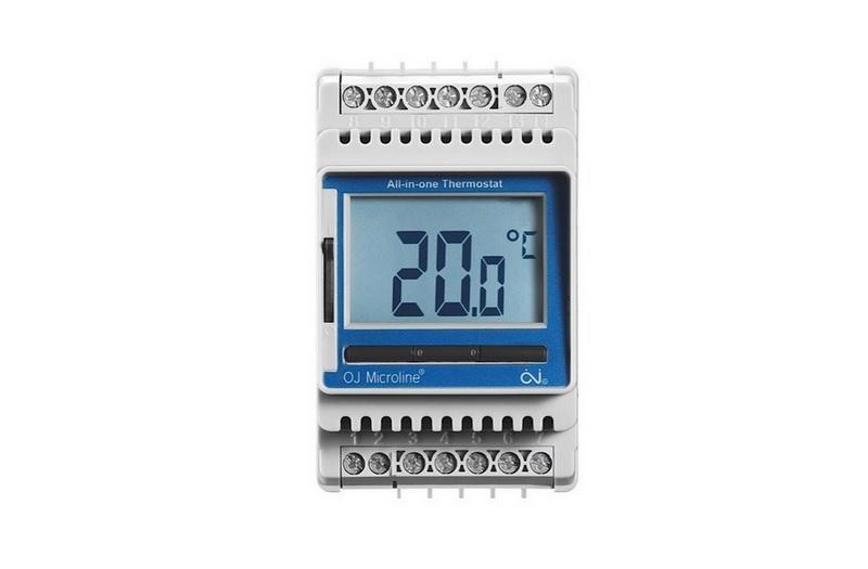 Терморегулятор с LCD экраном Comfort Heat ETN4-1999