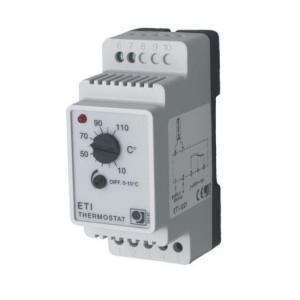 Терморегулятор ETI-1221 для обогрева труб и емкостей
