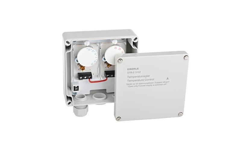 Терморегулятор для наружных систем обогрева DTR-E 3102