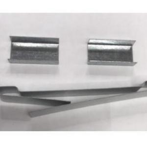 Металлический крепеж для нагревательного кабеля в желоба FC/GT/L
