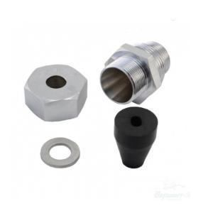 Герметичная муфта для нагревательного кабеля на трубу