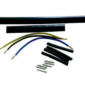 Соединительный набор для нагревательного кабеля и мата