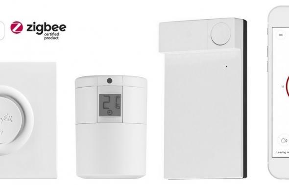Danfoss Ally облачная система управления отоплением